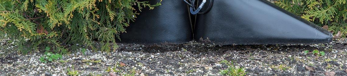 Control de malas hierbas con herbicidas orgánicos