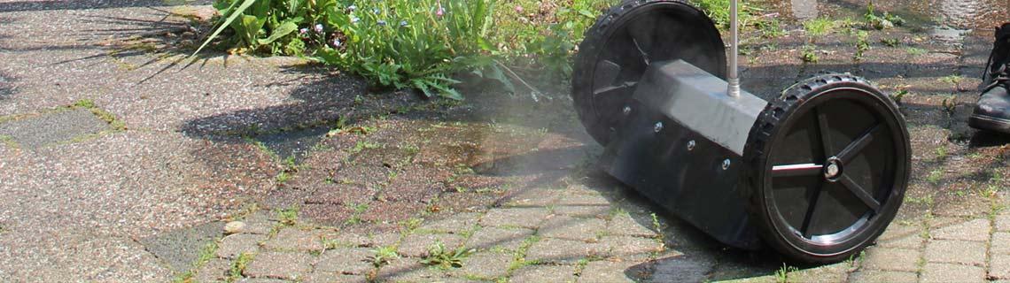 Control de malas hierbas BioMant Aqua WS-Compact