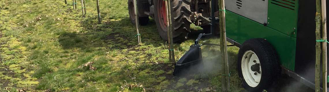 Control de malas hierbas BioMant Aqua