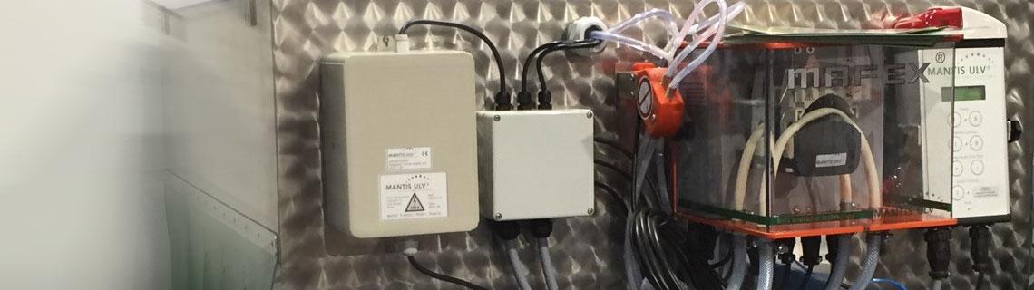 MAFEX® ULV-Sprühgeräte