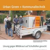 B_I galabau - Bericht über Wildkrautbeseitigung und BioMant Aqua