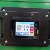 BioMant-Flex, bediening met intuïtieve touch-screen