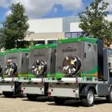 BioMant-ONE auf Elektro-Fahrzeug