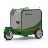 BioMant-Compact mit Fahrwerk