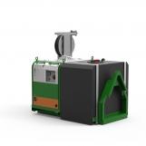 BioMant-Compact mit Tank und Gerätedreieck