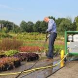 BioMant Aqua WS-Compact im Einsatz in einer Gärtnerei