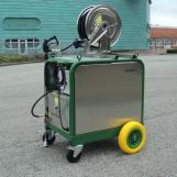 BioMant Aqua WS-Compact mit optionalem Schlauchaufroller