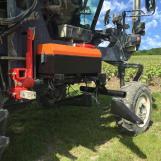 Producción especial Varimant-TWO para montaje en el tractor con pórtico