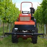 Varimant-TWO-S 25 Flex in a vineyard