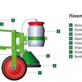 Esquema Flexomant-1W