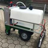 BioMant Herbi op elektrische kruiwagen