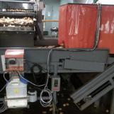 Installation eines MAFEX-Potato/1 Sprühsystems auf einer Verpackungsanlage zur Behandlung mit Keimhemmungsmitteln nach dem Waschen, Trocknen und Sortieren der Kartoffeln.