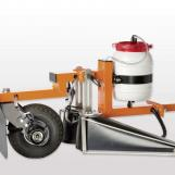Unima-TWO-P 110 Flex es un equipo adicional con una bomba con accionamiento por rueda que se ha optimizado especialmente para el montaje en motocultores.